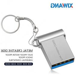 Mini <font><b>USB</b></font> 3.0 32GB 64GB Real capacity <fo