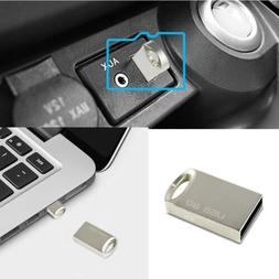 Mini USB Drive USB 8GB Stick 16GB Memory Flash 32GB Metal PC