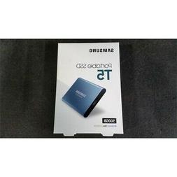 mu pa500b t5 portable ssd 500gb blue