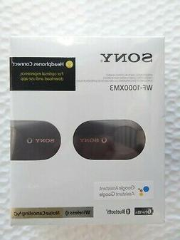 Sony WF-1000XM3 Industry Leading Noise Canceling Truly Wirel