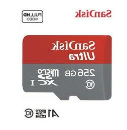 New SanDisk 64 128 256GB Ultra A1 Micro SD SDHC SDXC Card 95