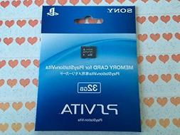 NEW BOXED SONY 32G 32GB PSVITA PSV PS VITA Playstation Memor