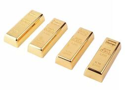 NEW GOLD BULLION BAR 32GB USB Flash Drive 🔥FIRE🔥USA SE
