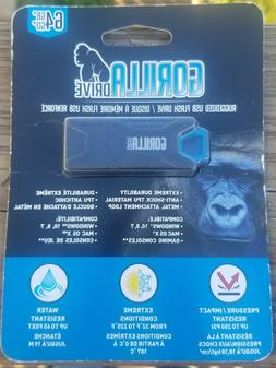 NEW GORILLA FLASH DRIVE 64GB NEW IN PACKAGE USB PORT
