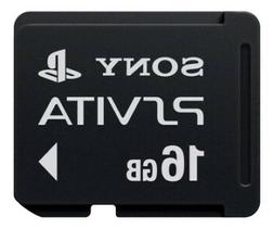 OFFICIAL Memory Card 16GB for PS Vita Sony PlayStation PSV J