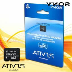 Sony Official Memory Card 32GB for PS Vita Sony PlayStation
