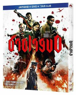 Overlord  2 Disc Combo Pk ***SEALED** *FREE SHIPPING*