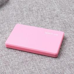 """Pink 60G 2.5"""" USB 3.0 Hard Drive Disk HDD 5Gbps for Laptop E"""