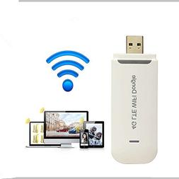 Portable 4G Mobile Hotspot 100Mbps 4G LTE Mobile Wifi Router