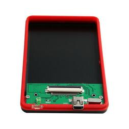 """Portable ZIF/CE to Mini USB 1.8""""in 40Pin HDD External Hard"""