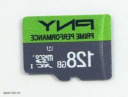 PNY Prime Performance Micro SD Card- 128GB