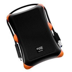Silicon Power 2TB Type C External Hard Drive USB 3.0 Rugged