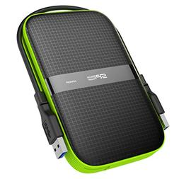 Silicon Power 2TB Rugged Armor A60 Military-grade Shockproof