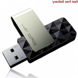 Silicon Power 128GB USB 3.0 Flash Drive, Blaze B30