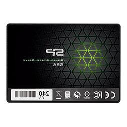Silicon Power 240GB SSD 3D NAND With R/W Up To 560/530MB/s S