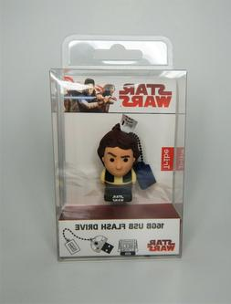 Tribe Star Wars 16GB USB Flash Drive - Han Solo NEW