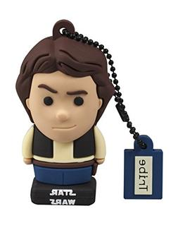 Tribe, Star Wars Han Solo, 32GB USB Flash Drive, 2.0 Memory