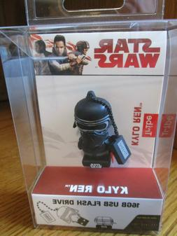 Star Wars Kylo Ren 16GB USB Flash Drive Keychain Collectible