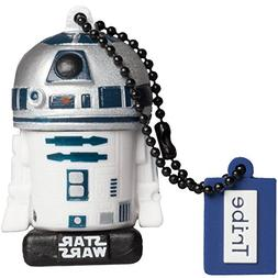 Tribe, Star Wars R2D2, 32GB USB Flash Drive, 2.0 Memory Stic