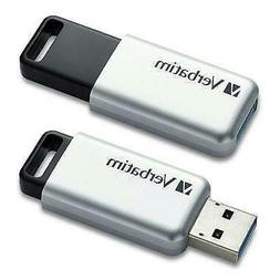 64GB Store'n' Go Secure Pro USB 3.0 Flash Drive with AES 256