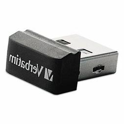 Verbatim 16GB Store 'n' Stay USB 2.0 Flash Drive, Black 9746