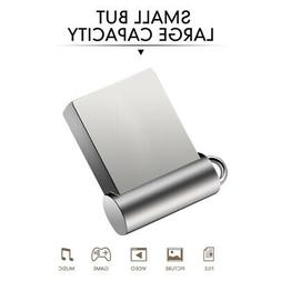 Super Mini USB 2.0 Metal USB Flash Drive U Disk Flash Memory