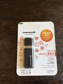 Lenovo T110 USB Flash Drive 64GB Sealed Package
