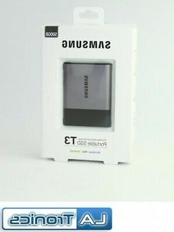 Samsung T3 Portable External 500GB SSD USB 3 MU-PT500B Solid