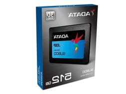 "ADATA Ultimate 512GB 3D NAND SSD 2.5"" SATA-III Internal Soli"