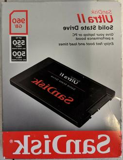 SanDisk Ultra II 960GB Solid State Drive  #EB9587-88