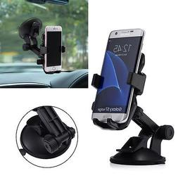 Universal 360º Car Holder Windshield Dashboard Mount Suctio