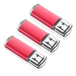 KOOTION 3 Pack 32 GB USB 2.0 Flash Drive 32GB Thumb Drive Me