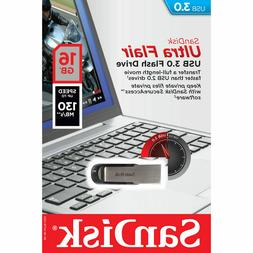 SanDisk 64GB 64G USB CZ73 Ultra Flair USB 3.0 150MB/s SDCZ73