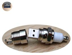 USB Flash Drive 16GB 3.0 Water Resistant Rugged Metal Spark