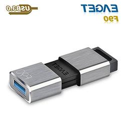 USB Flash Drive Eaget F90 USB 3.0 High Speed Capless Water R