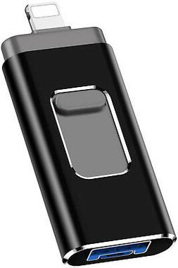 USB Flash Drive Disk Storage Memory Stick 64GB For iPhone 11