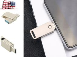 USB3.0 Type C Flash Drive OTG Usb-C Memory Stick U Disk 16GB