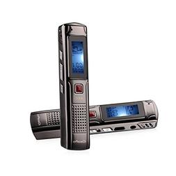 Voice Activated Audio Recorder - MP3 Player Playback - Digit