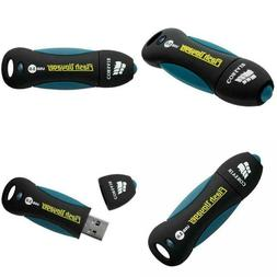Corsair Voyager Flash Drive Water Resistant Shock Proof New