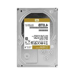 WD Gold 4TB Datacenter Hard Drive 7200 RPM SATA 6 Gb/s 128MB