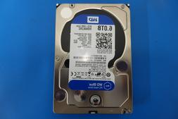 Western Digital Blue WD60EZRZ 6TB Internal Hard Drive 5400 R