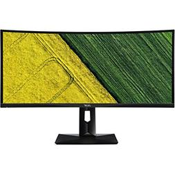 "Acer 34"" Widescreen LCD Monitor Display UW-QHD 3440 x 1440 5"