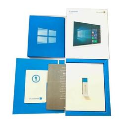 Microsoft Windows 10 Home USB Drive 32/64 Bit Full Version