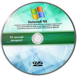 Windows XP Reinstall Recovery Repair Reset SP3 CD RecoveryEs