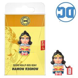 Wonder Woman DC Comics Warner Bros. Pendrive Figure 16 GB US