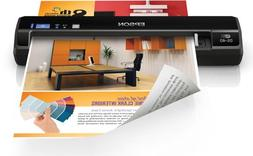 Epson WorkForce DS-40 Wireless Portable Document Scanner for