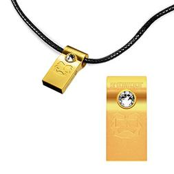 TOPMORE ZJ Series USB3.0 Necklace Flash Drive Decorated with